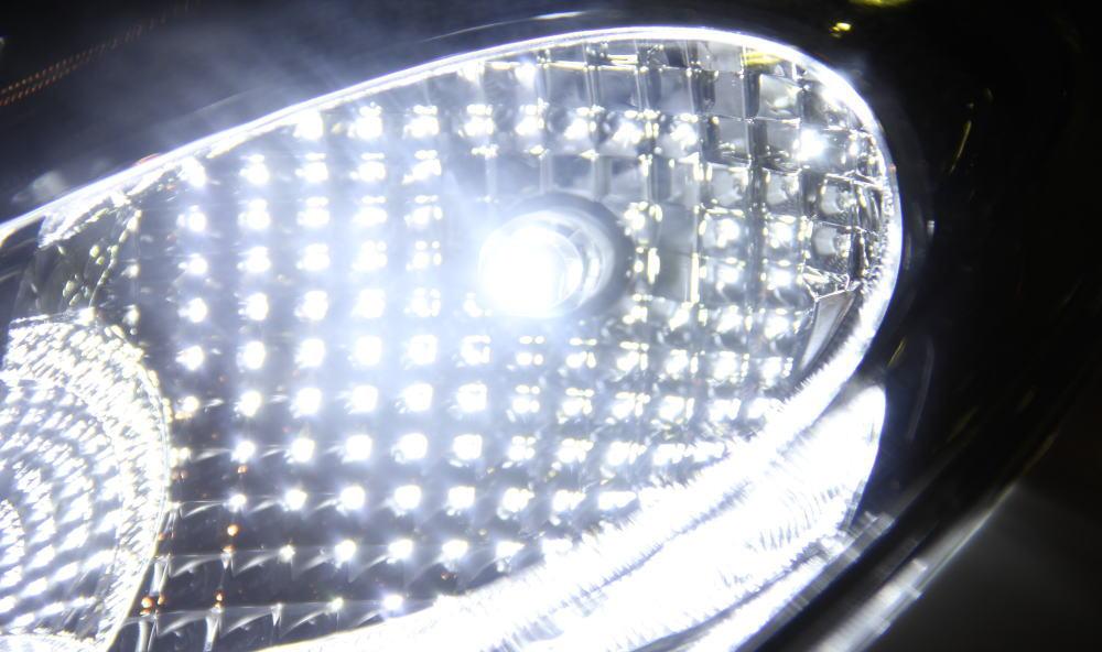 ジューク F15 専用 ポジション(車幅灯) LED ホワイト 左右