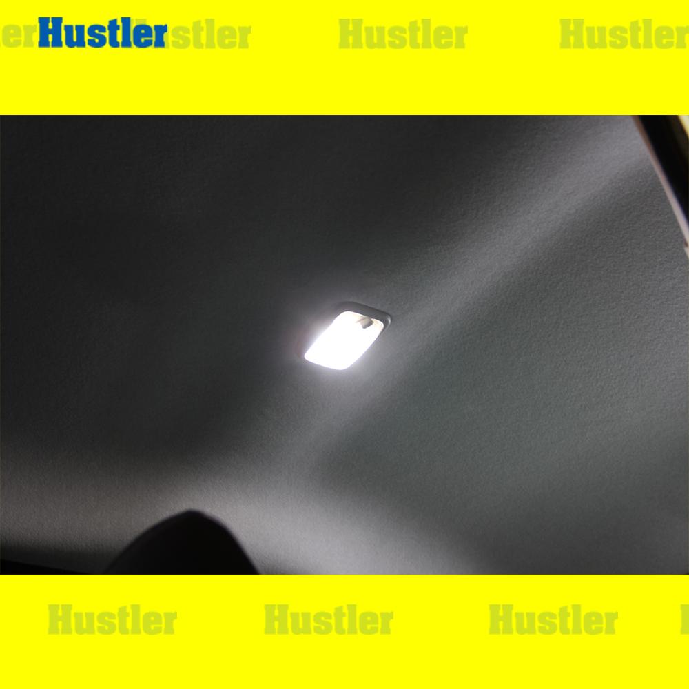 タントカスタム 専用 マップランプ/ルーム LED ホワイト Set