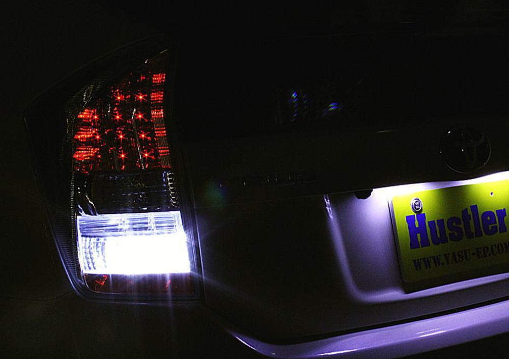 30 プリウス専用 LEDバックランプ スーパーホワイト 左右Set