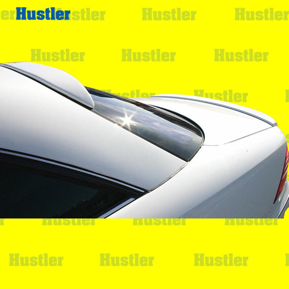 ベンツ W215 CLクラス ルーフ&トランクスポイラー