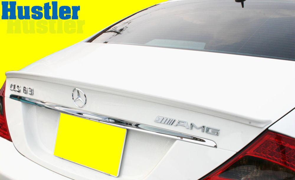 ベンツ W219 CLSトランク(デッキ)スポイラー