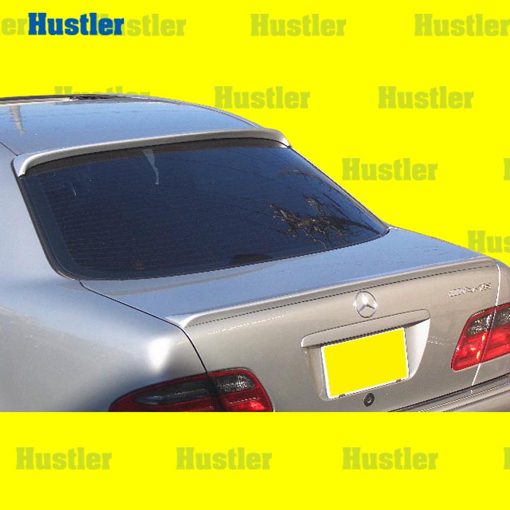 ベンツ W210 Eクラス ルーフ&トランクスポイラー