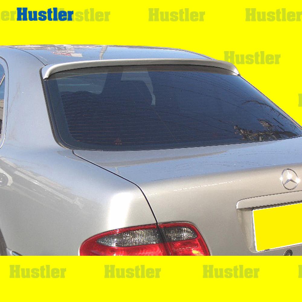 ベンツ W210 Eクラス セダン ルーフポイラー