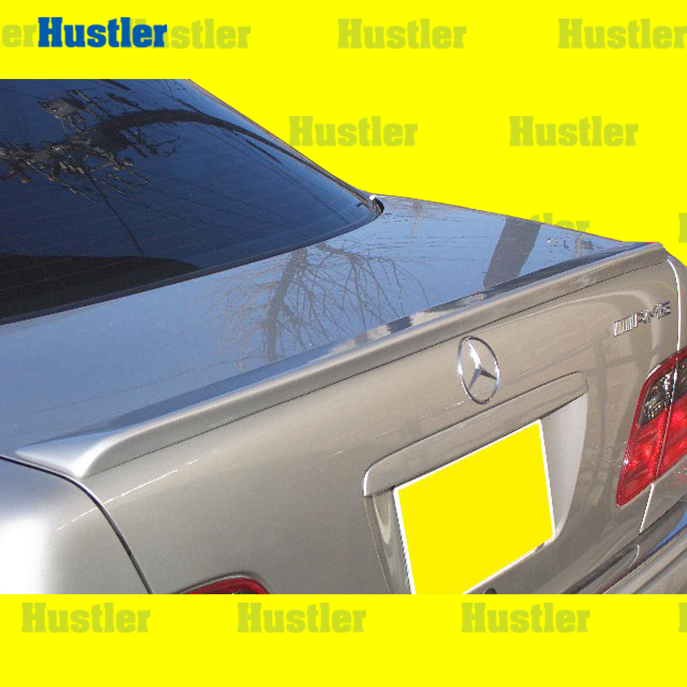 ベンツ W210 Eクラス セダン トランクスポイラー