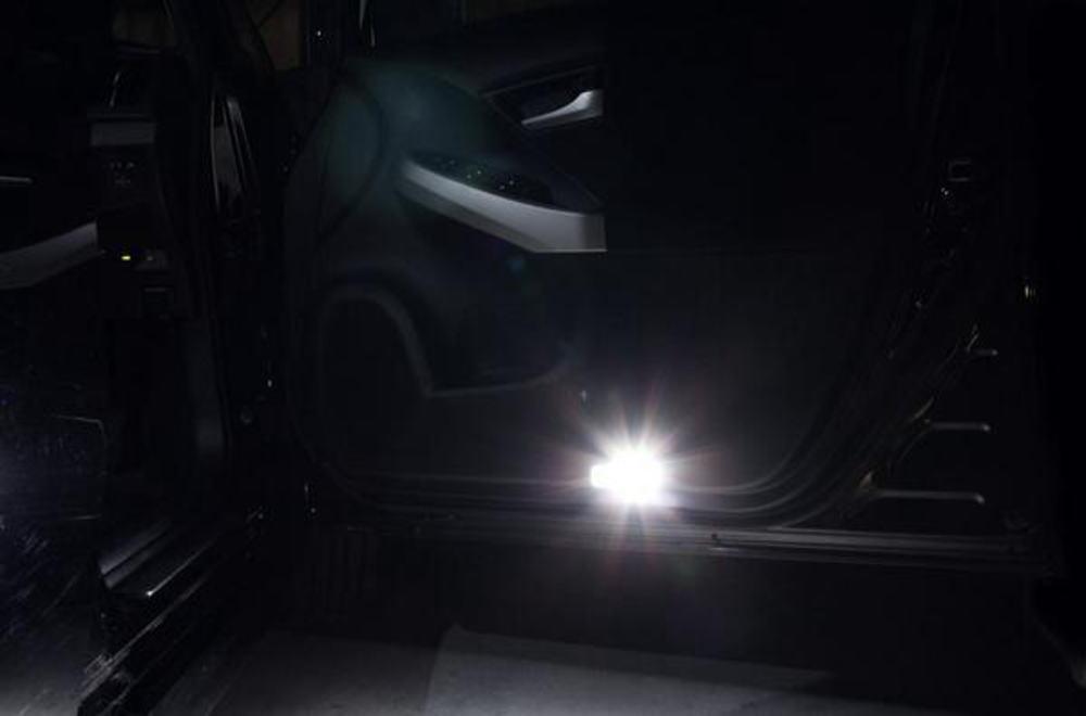 プリウス 30 専用 カーテシランプ 左右 ホワイトLED