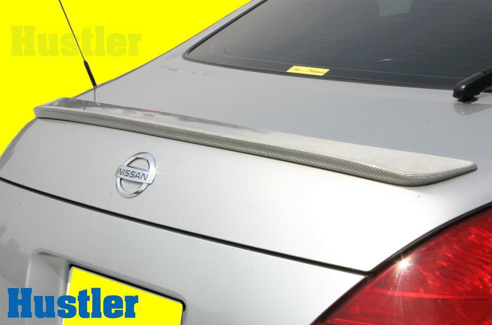 Z33 フェアレディZ シルバーカーボン トランクスポイラー