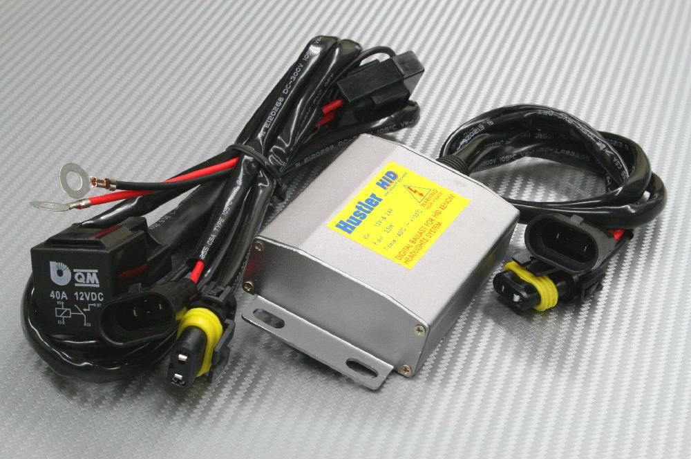 Hustler 12V 35W ワーニングキャンセラーKit