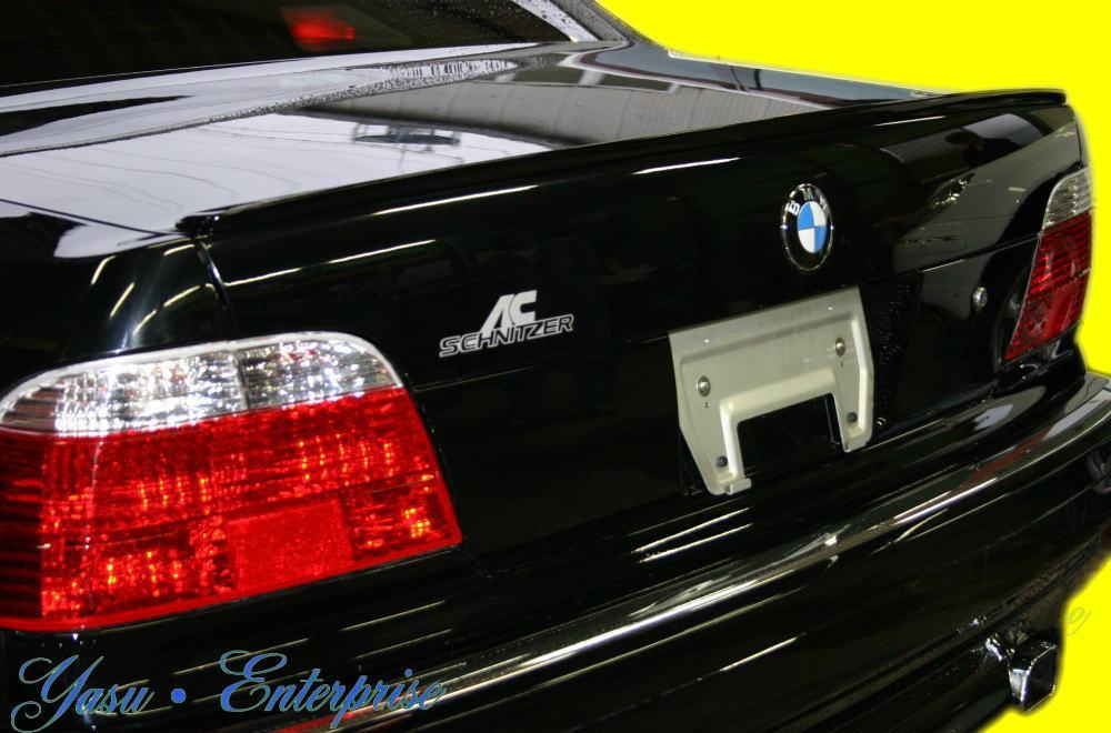 BMW E38 7シリーズ 前期&後期 トランク(デッキ)スポイラー