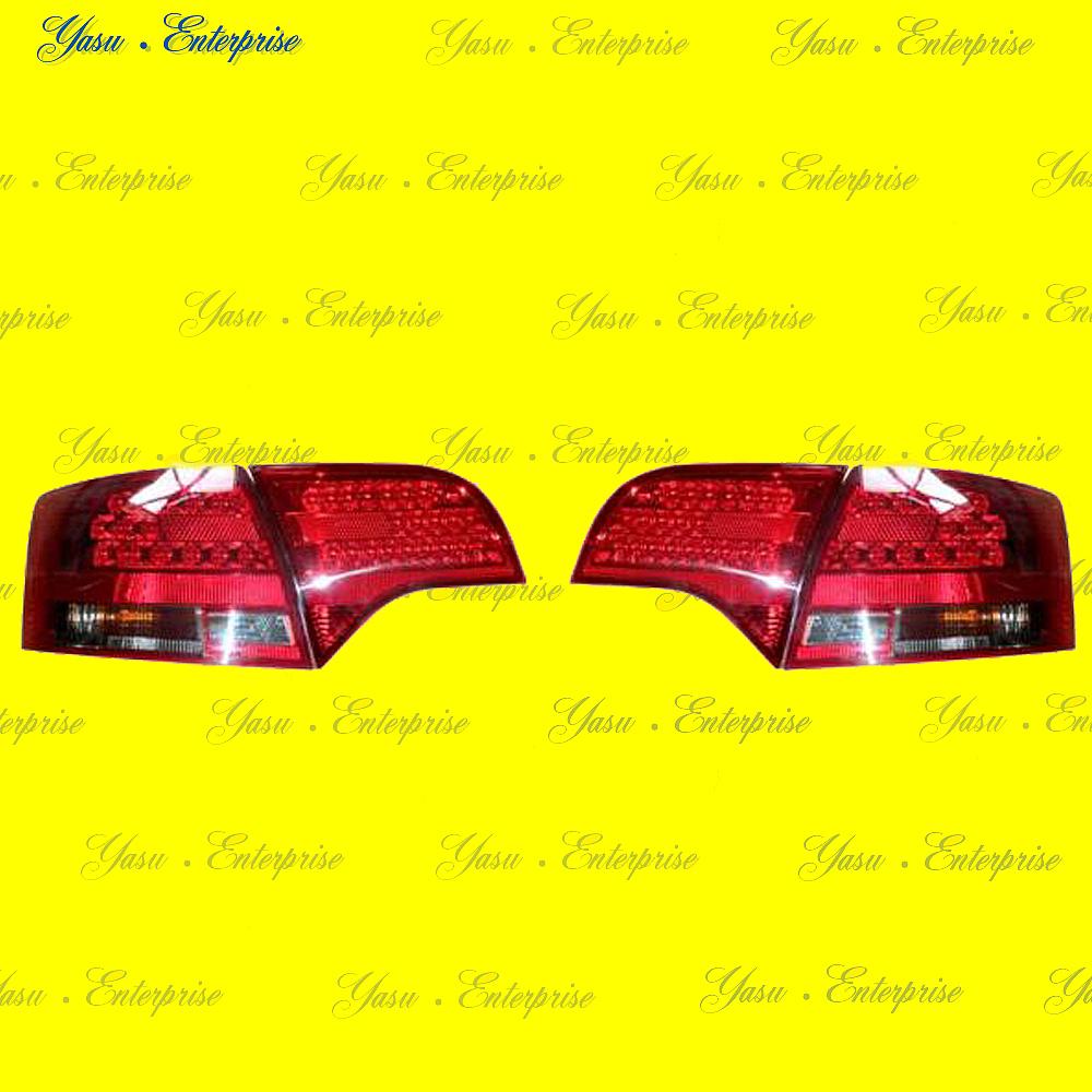 AUDI A4 8E B7 LED ワゴン用 LEDレッド&スモークテール DEPO