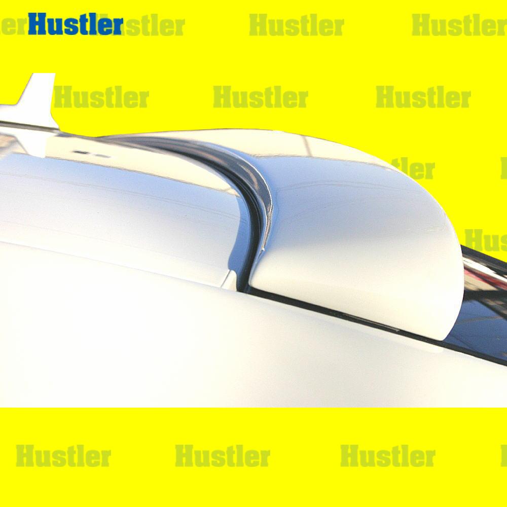ベンツ W221 Sクラス 中期/後期 FRP製 ルーフ&トランクスポイラー