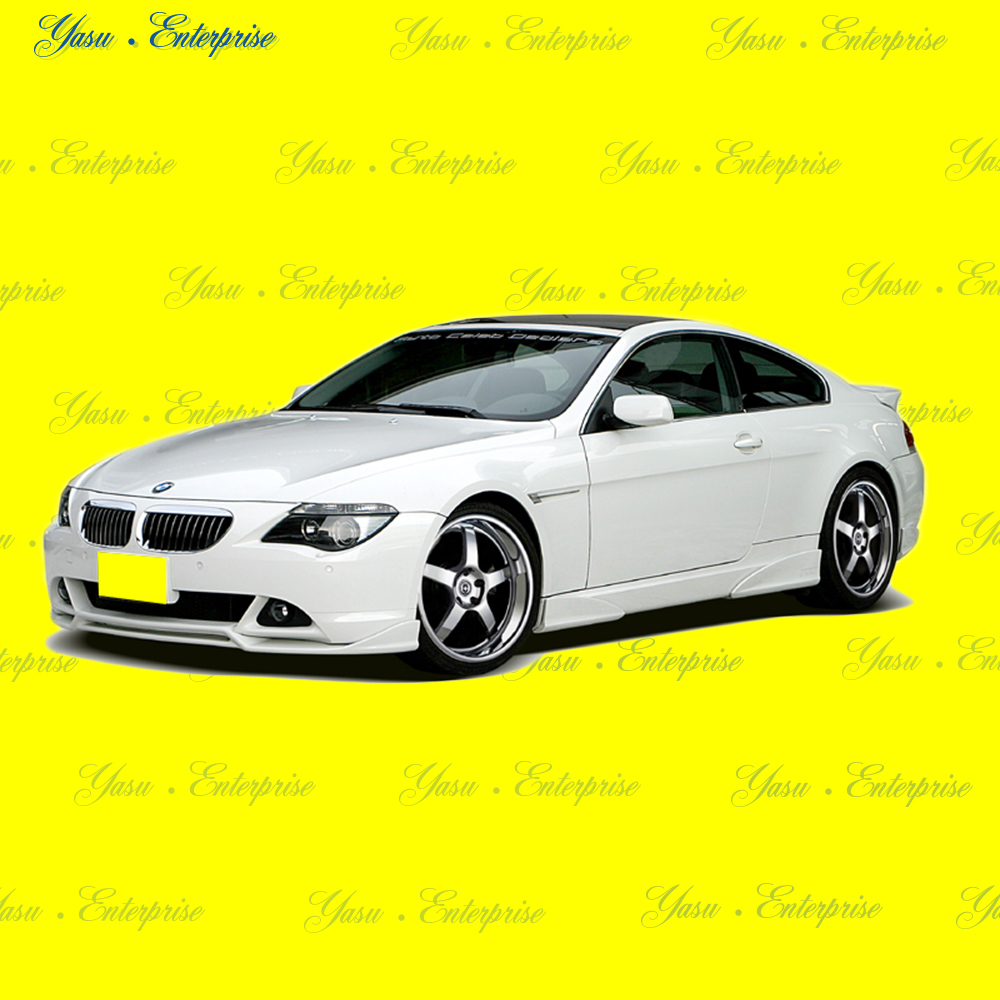 BMW 6シリーズ E63 前期 フロント/サイド/リア エアロ Set