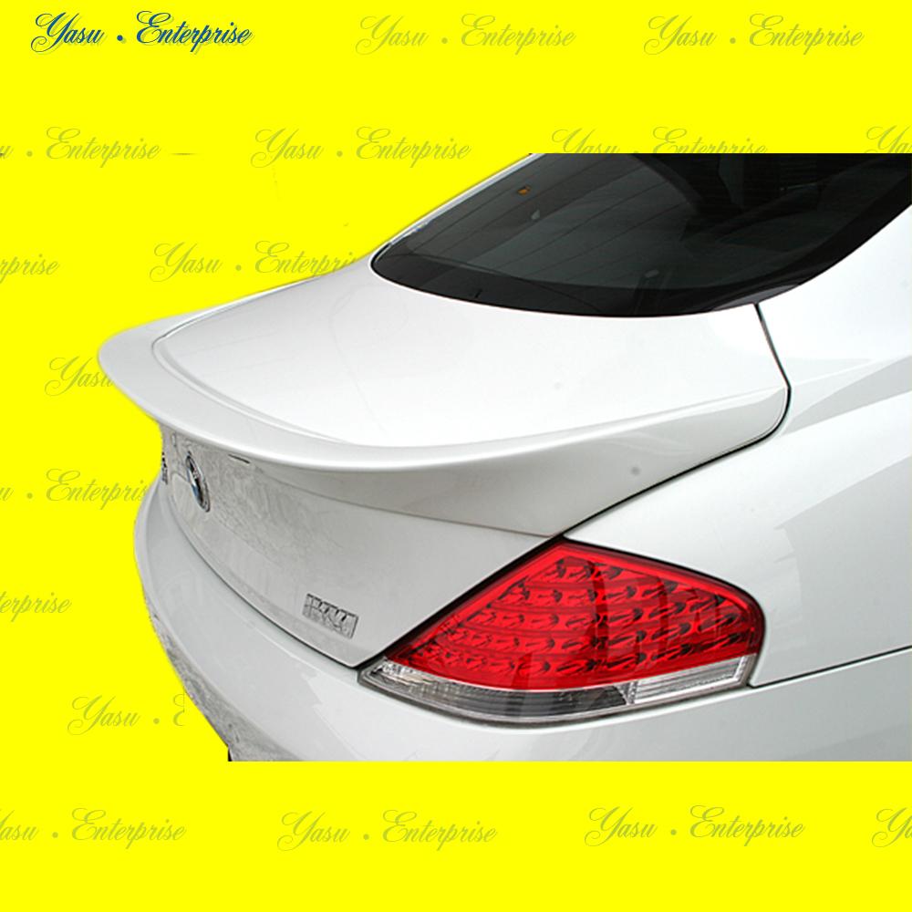 BMW E63&E64 6シリーズ トランク(デッキ)スポイラー