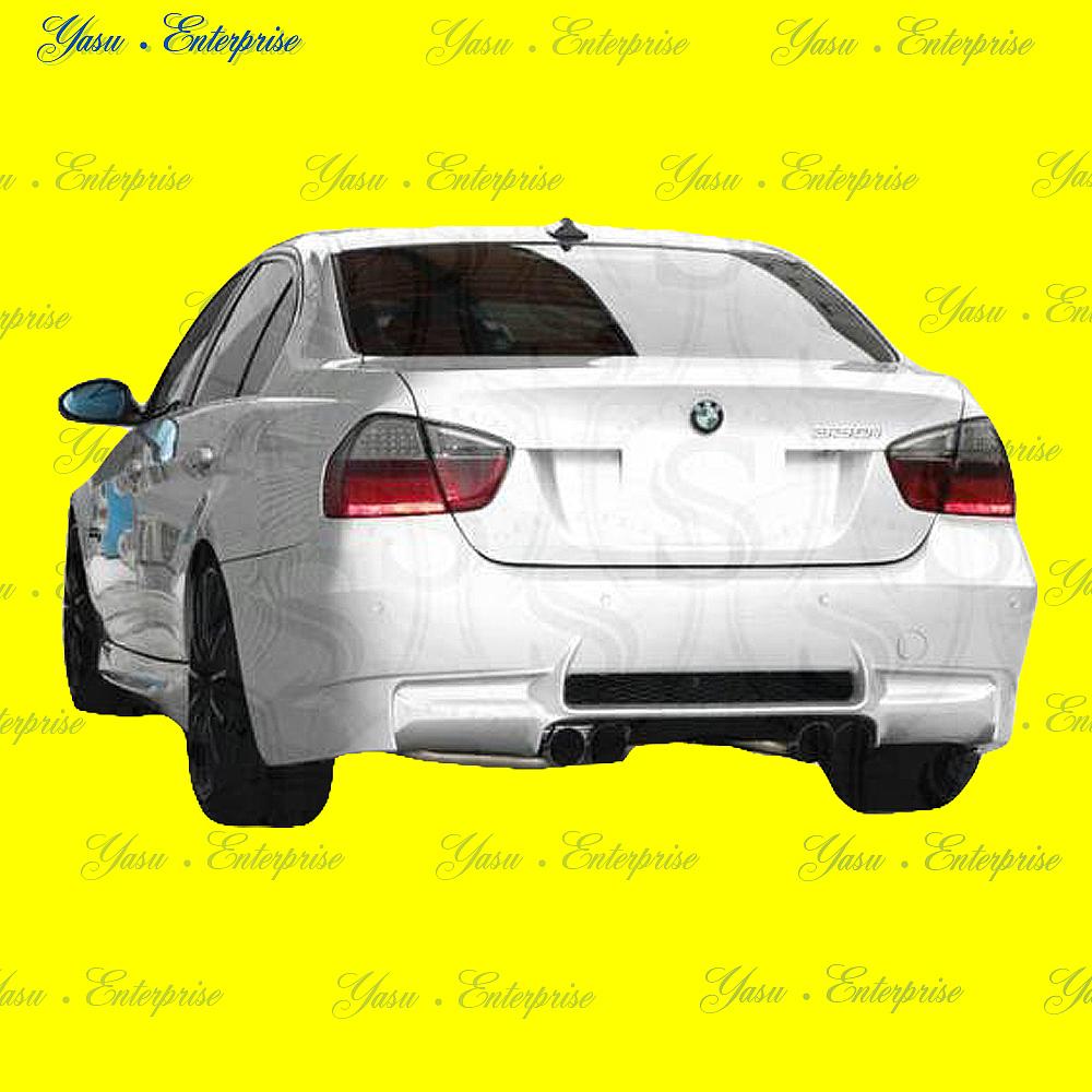BMW 3シリーズ 前期用 E90 LEDレッド&スモークテール DEPO