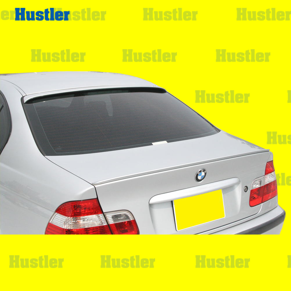 BMW E46 3シリーズ セダン ルーフ&トランクスポイラー