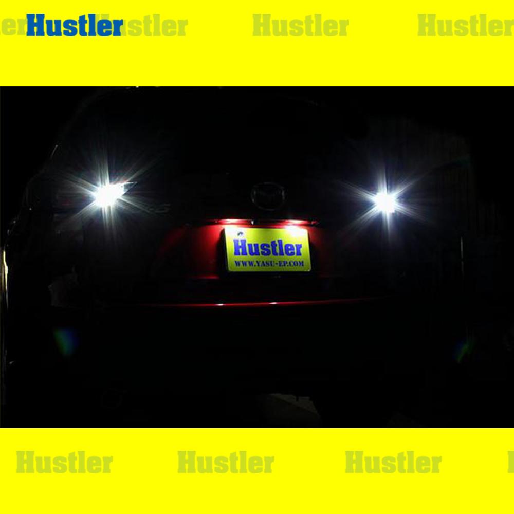 CX-5 専用 LEDバックランプ スーパーホワイト 左右 Set