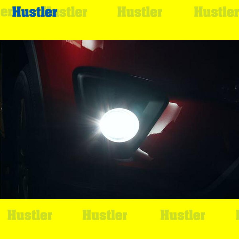 CX-5 専用 LED フォグランプ スーパーホワイト 左右 Set