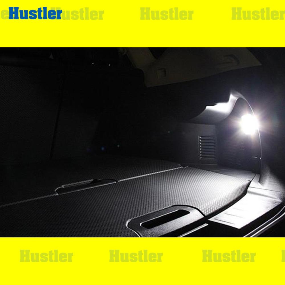エクストレイル T32 専用 ルーム/ラゲッジランプ LED ホワイト
