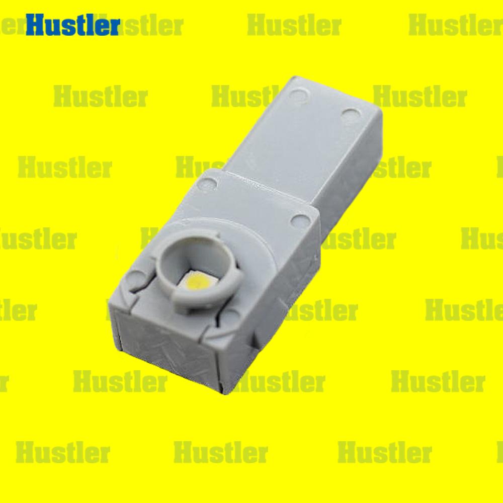 オデッセイ フットグローブボックス コンソールボックス LEDホワイトバルブ