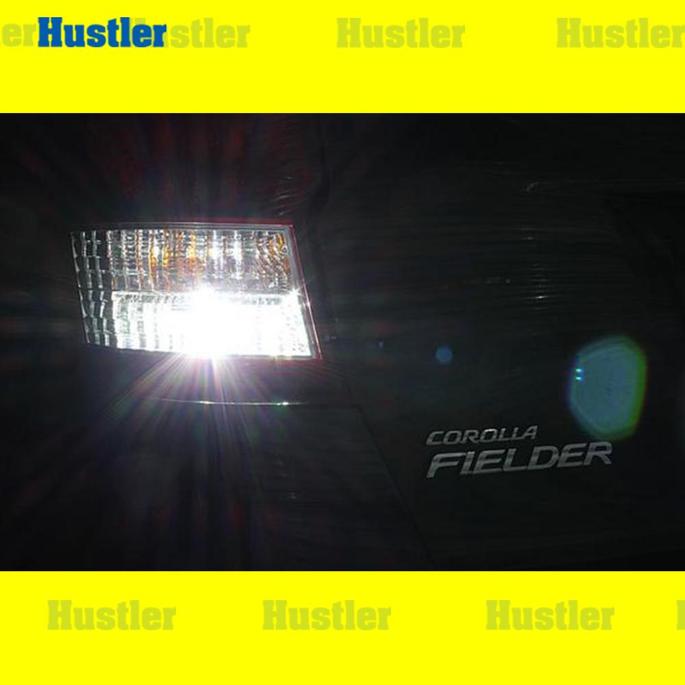 フィールダー 16系 バックランプ 左右 LED ホワイト Set