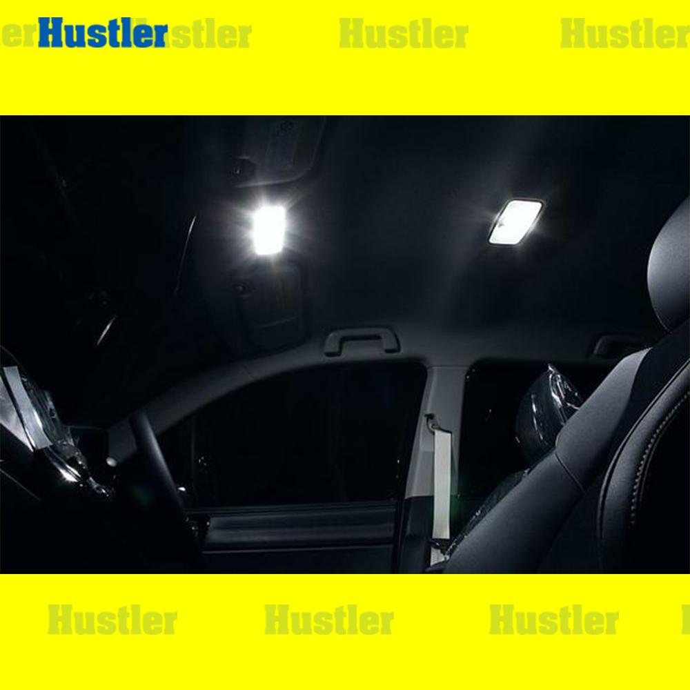 フィールダー 16系 マップ/ルーム/ラゲッジ LED ホワイト 1台分 Set