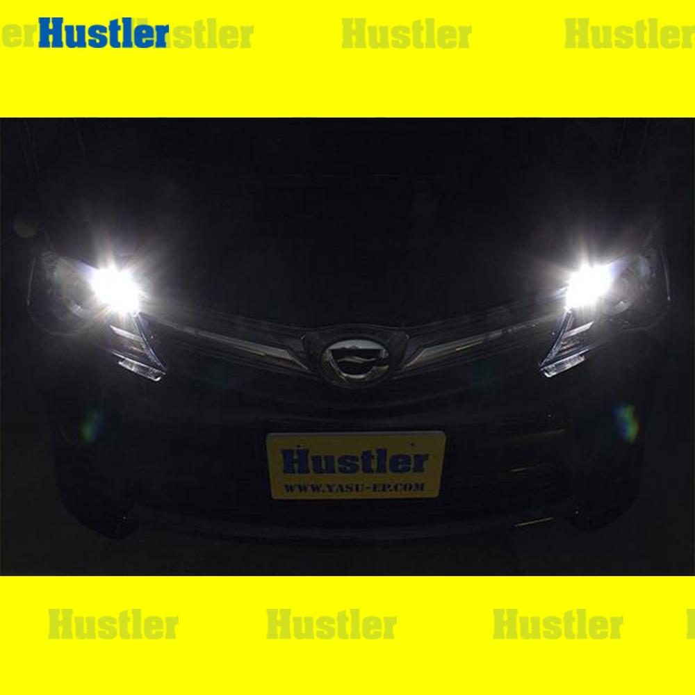 フィールダー 16系 ポジション 車幅灯 左右 LED ホワイト Set