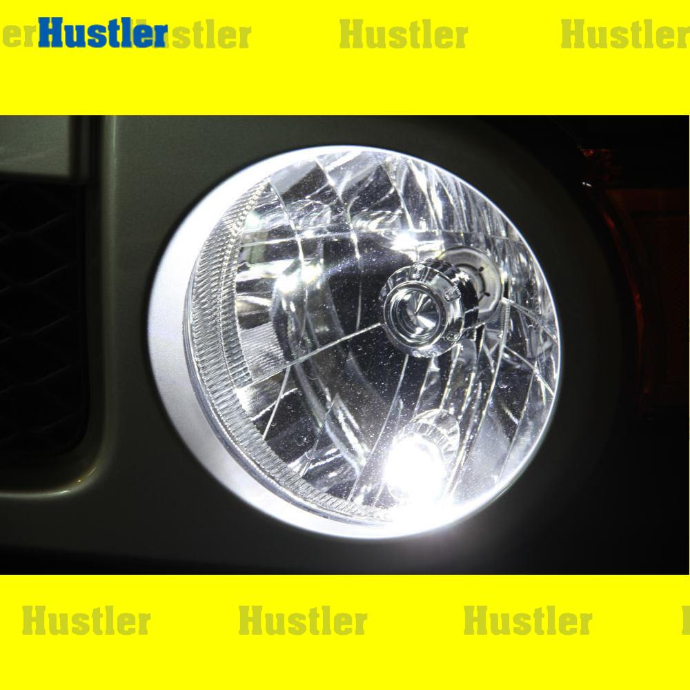 FJクルーザー GSJ15W 専用 ポジション(車幅灯) LED ホワイト