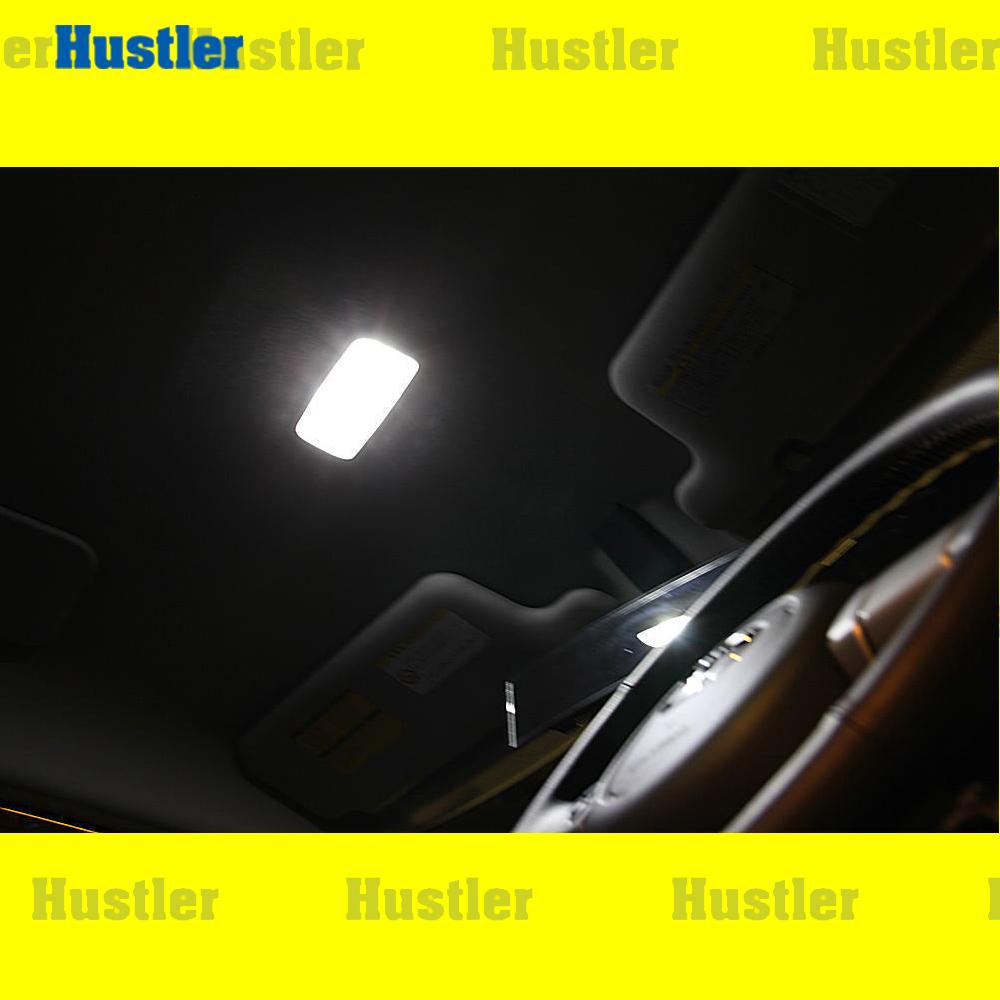 FJクルーザー GSJ15W 専用 マップランプ/ルーム LED ホワイト