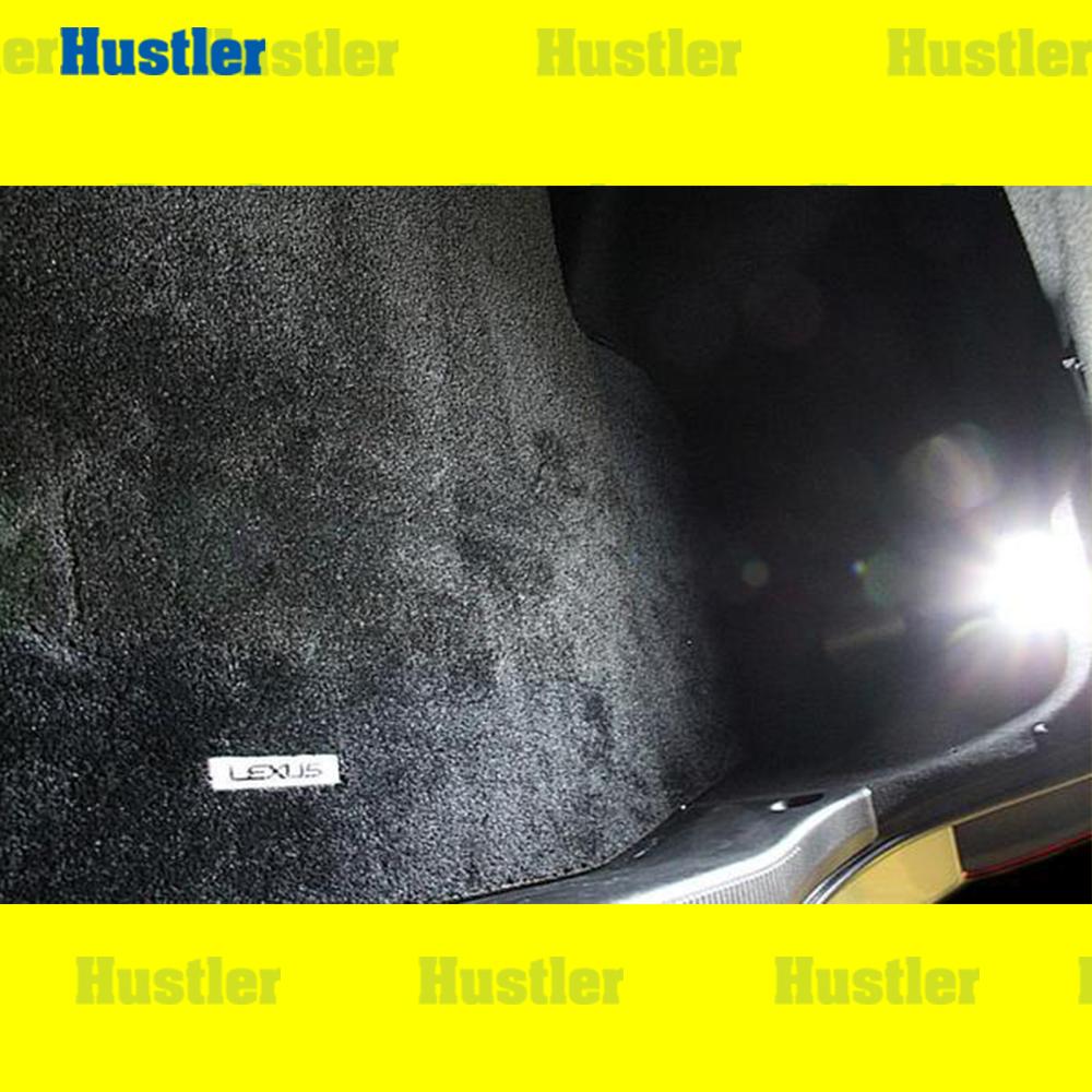 レクサス GS専用 トランクルーム ホワイトLED 交換タイプバルブ
