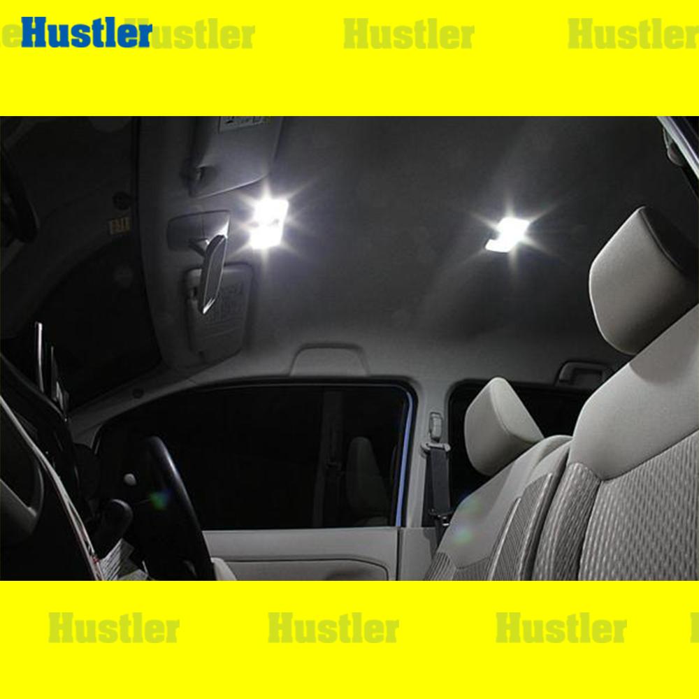 MOVE ムーヴ LA150S/160S 専用 マップ&ルームランプ スーパーホワイト LED