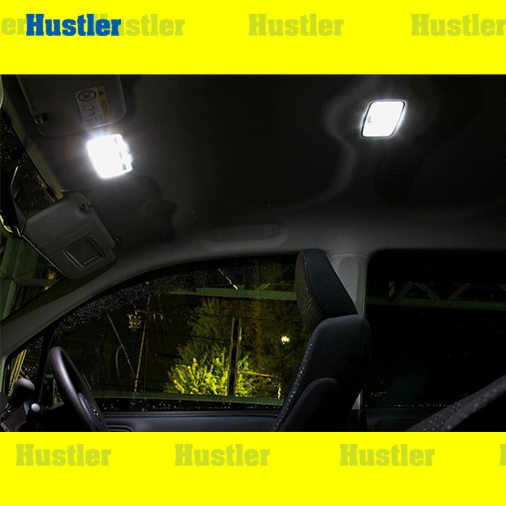 スペイド NCP14 専用 マップランプ/ルームランプ LED ホワイト