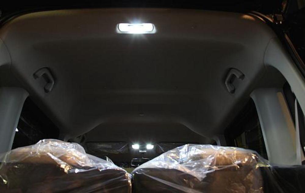 N-BOX JF1 JF2 専用 マップランプ/ラゲッジ LED ホワイト Set