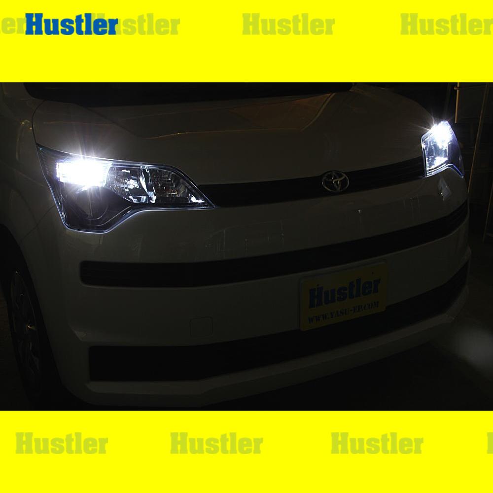 スペイド NCP14 専用 ポジション(車幅灯) LED ホワイト 左右