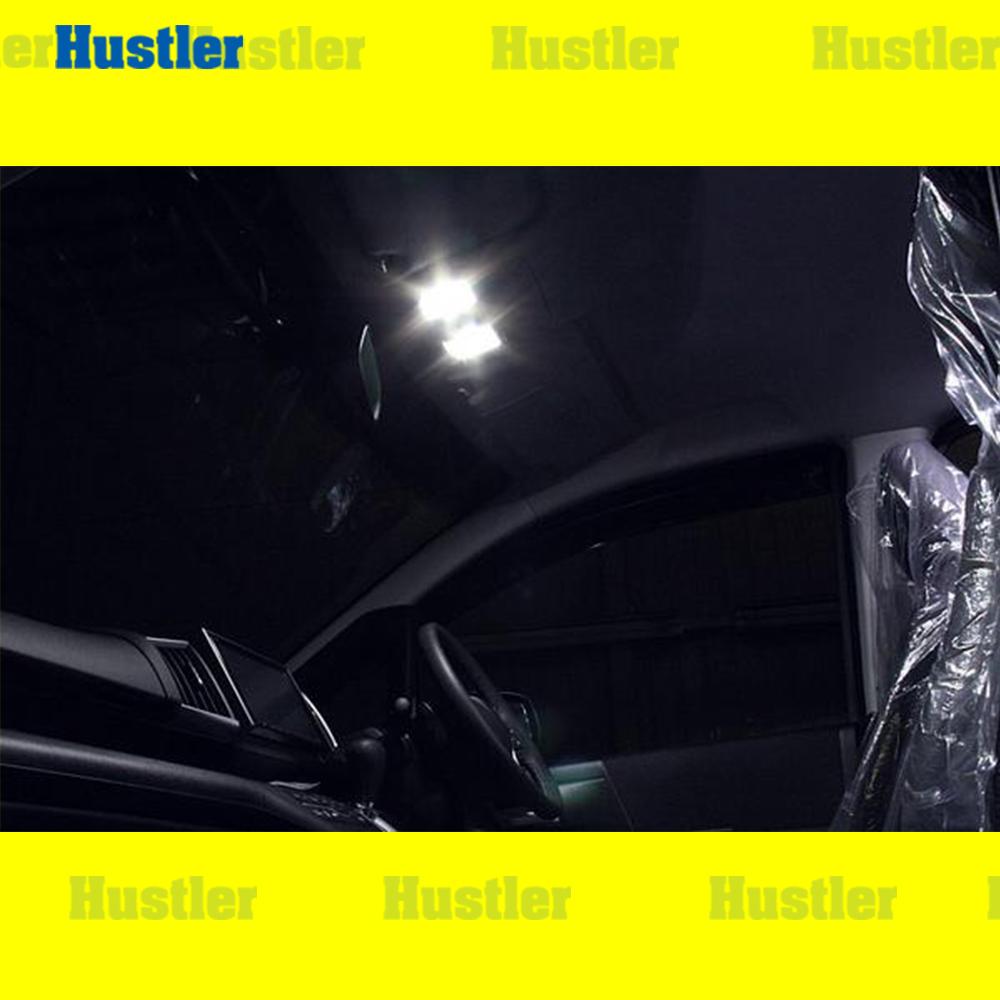 ステップワゴン スパーダ RK マップランプ&ルームランプ 1台分 左右 LED ホワイト Set