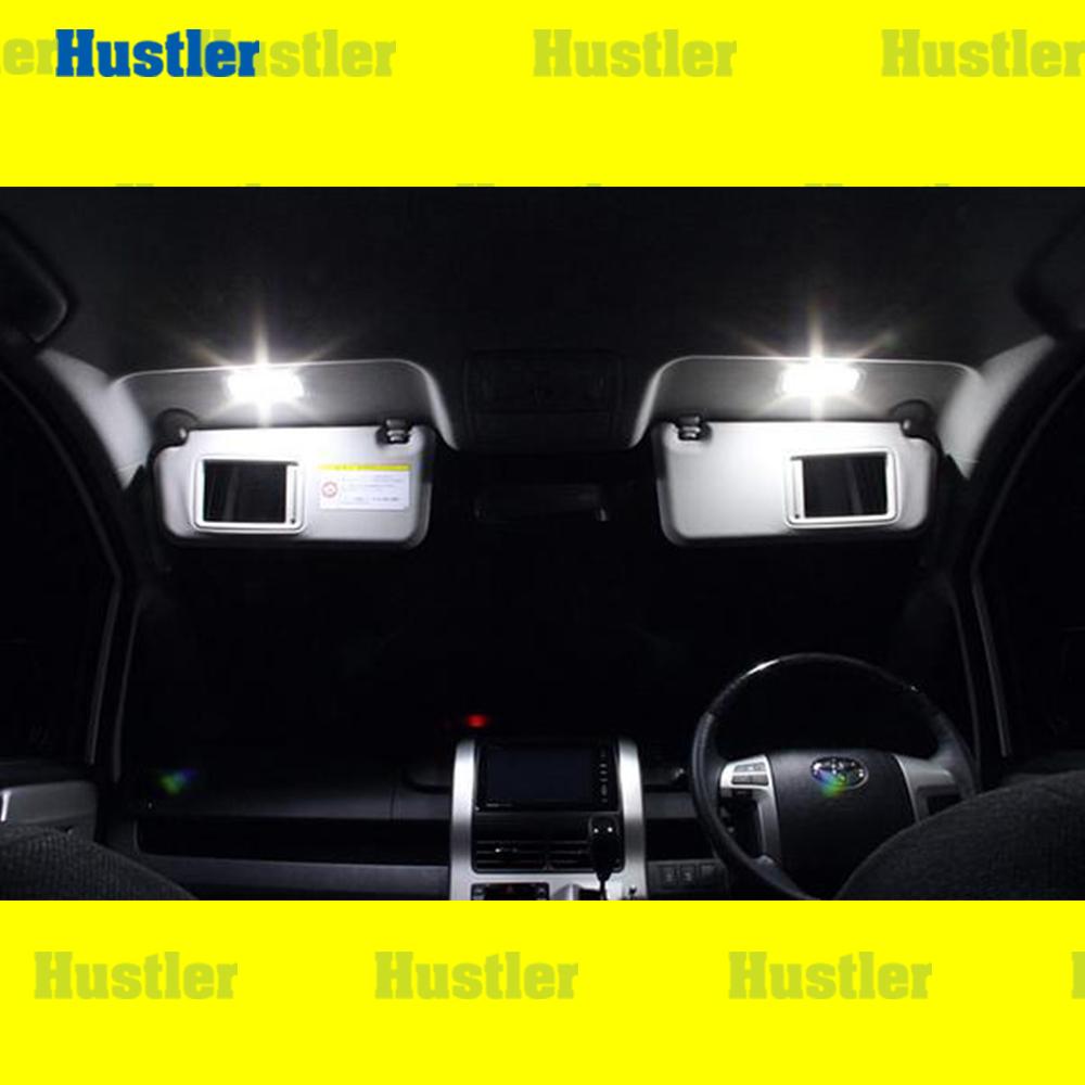 VOXY ヴォクシー 70系 角度付 専用 バニティランプ LED ホワイト