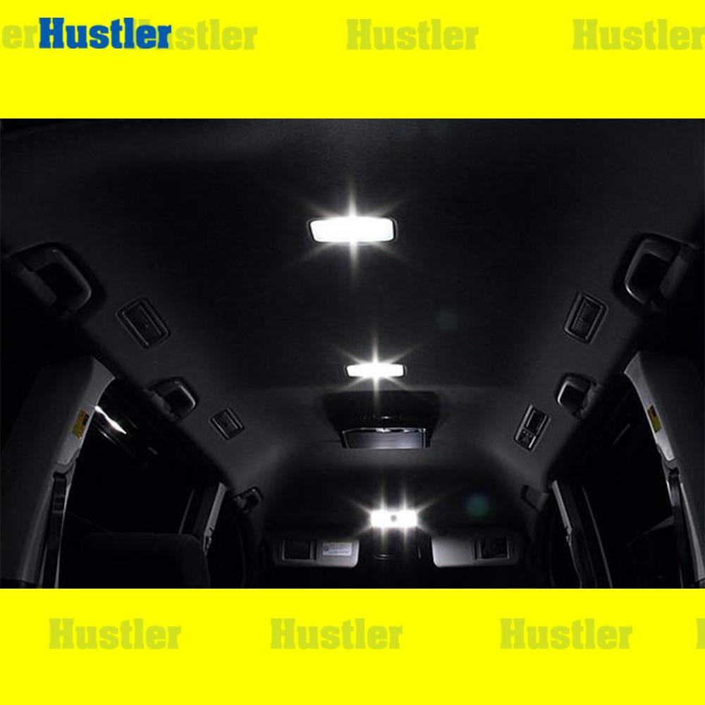 ヴォクシー&ノア 70系 専用 マップ/ルームランプ LED ホワイト