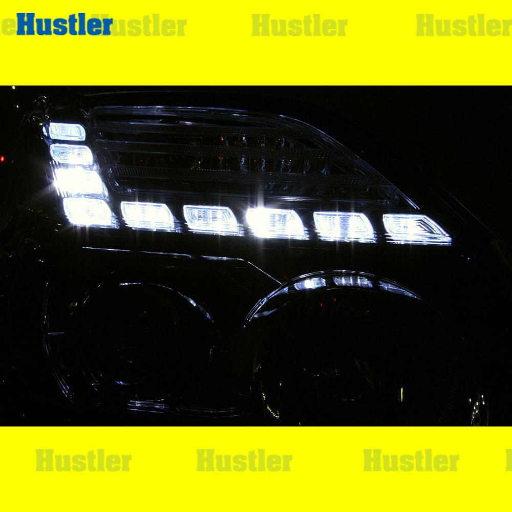 エクストレイル T31 専用 ポジション(車幅灯) LED ホワイト 左右